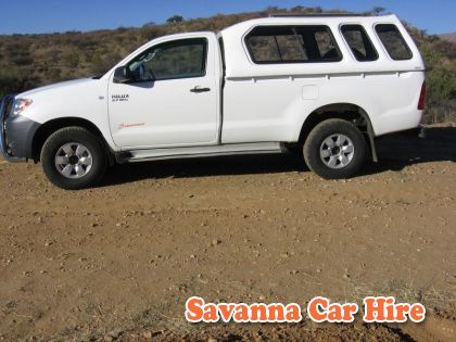 Cheap Car Hire Namibia