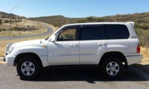 Desert Car Hire Landcruiser