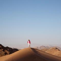 Landscapes - Namib Sky
