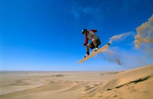 Activities - Sandboarding