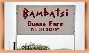 Bambatsi Guest Farm 2