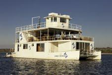 Ichobezi Safari Boats