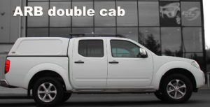 Caprivi Car Hire Double Cab