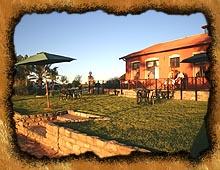 Transkalahari End Resort