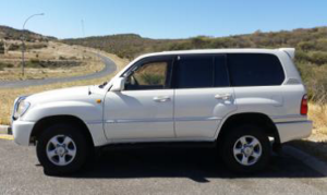Desert Car Hire Landcruiser