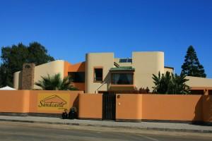 Sandcastle Apartments Swakopmund
