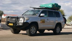 Africa On Wheels Landcruiser
